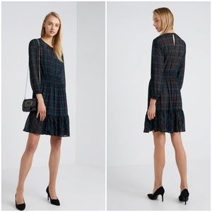 J.crew Blackwatch Tartan Plaid